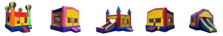 All Types of Bounce House